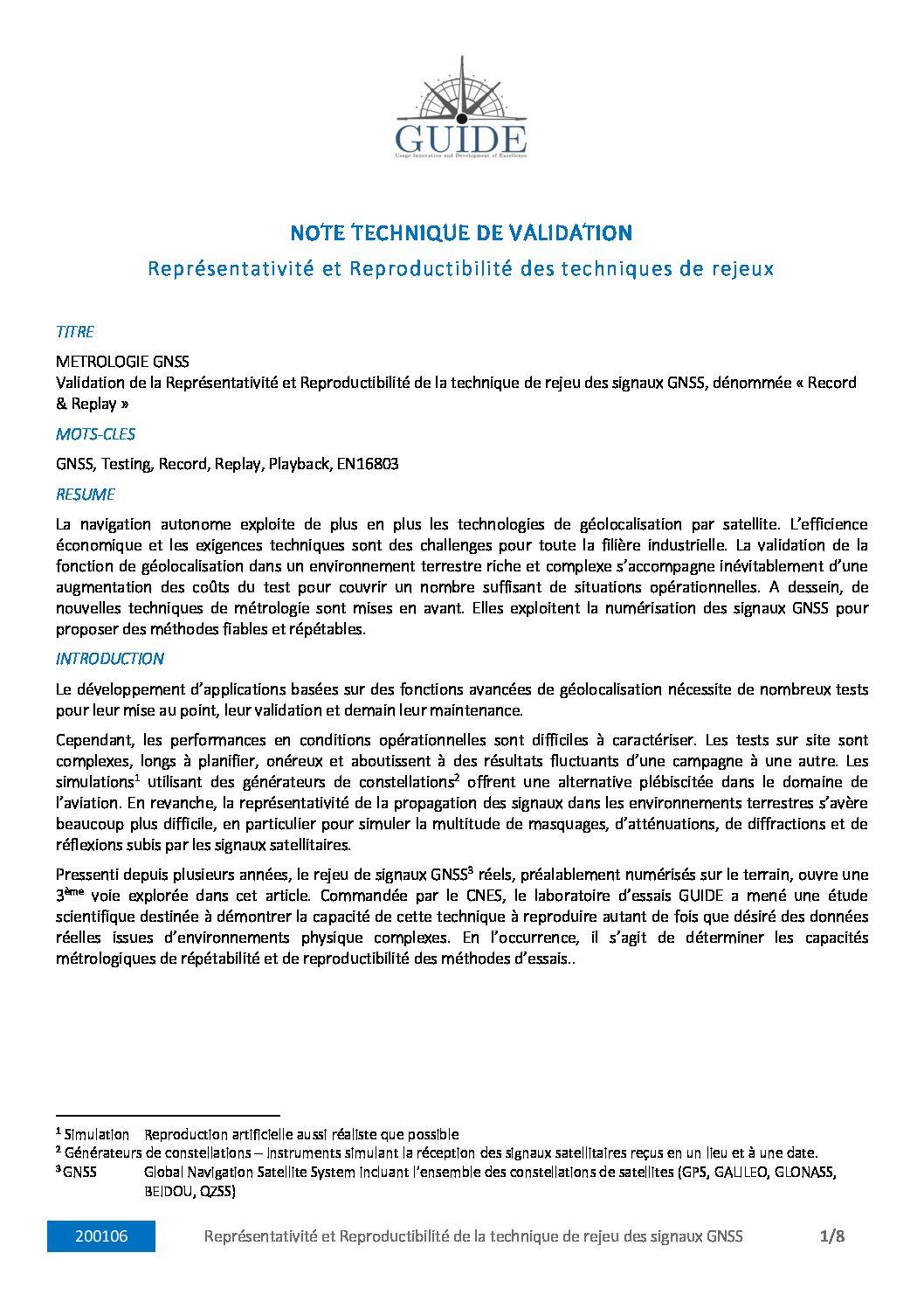 Guide-gnss-record-replay-representativite-reproductivite