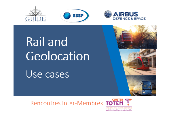 Conference | Rail and Geolocation – Use cases